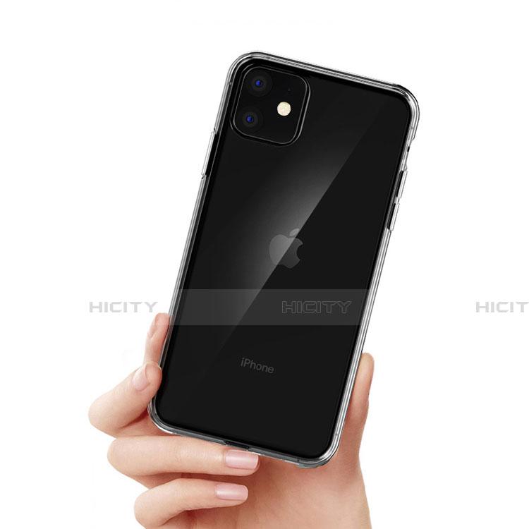 Custodia Silicone Trasparente Ultra Slim Morbida per Apple iPhone
