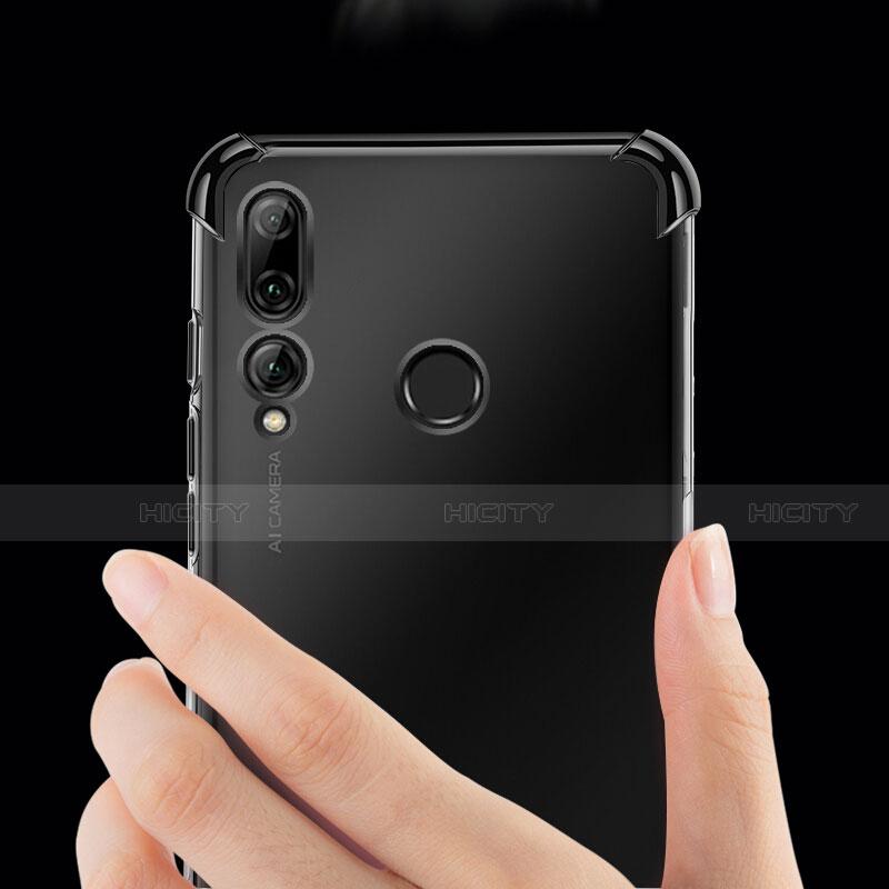 Custodia Silicone Trasparente Ultra Sottile Cover Morbida H01 per Huawei Honor 20 Lite
