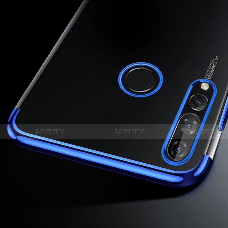 Custodia Silicone Trasparente Ultra Sottile Cover Morbida H03 per Huawei Honor 20 Lite