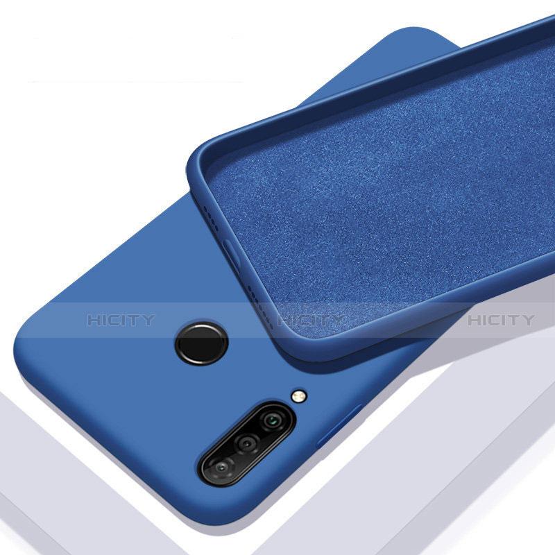 Custodia Silicone Ultra Sottile Morbida 360 Gradi Cover per Huawei Honor 20 Lite Blu