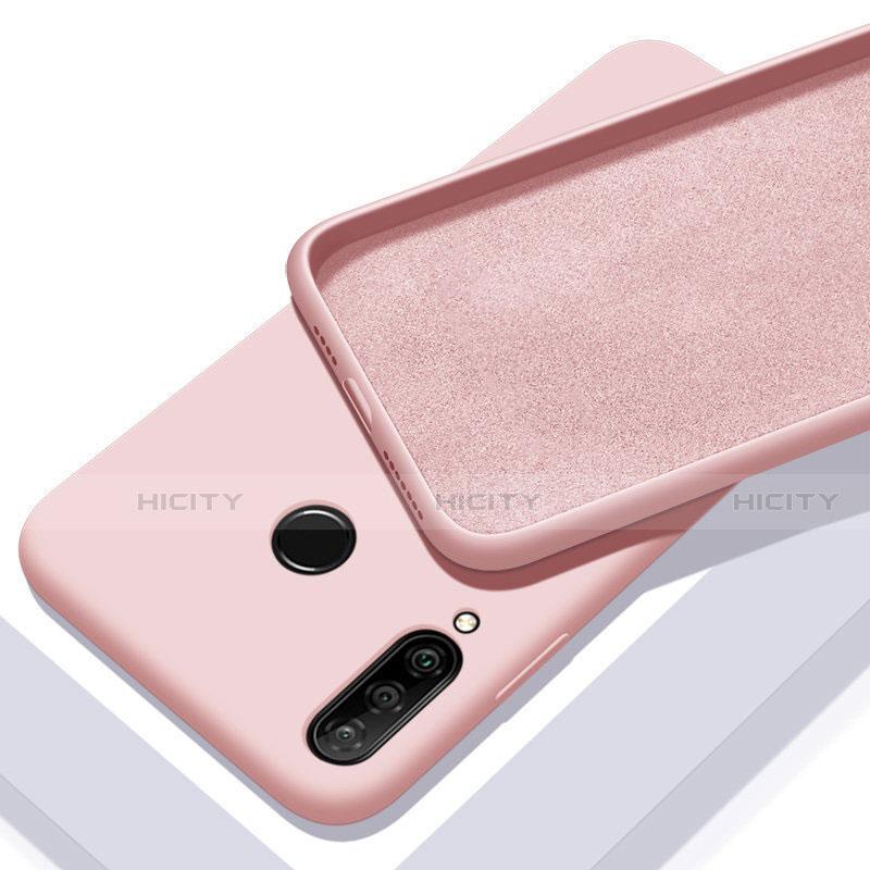 Custodia Silicone Ultra Sottile Morbida 360 Gradi Cover per Huawei Honor 20 Lite Oro Rosa