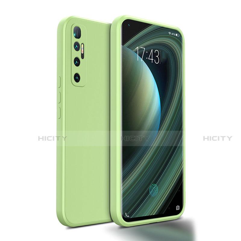Custodia Silicone Ultra Sottile Morbida 360 Gradi Cover S01 per Xiaomi Mi 10 Ultra