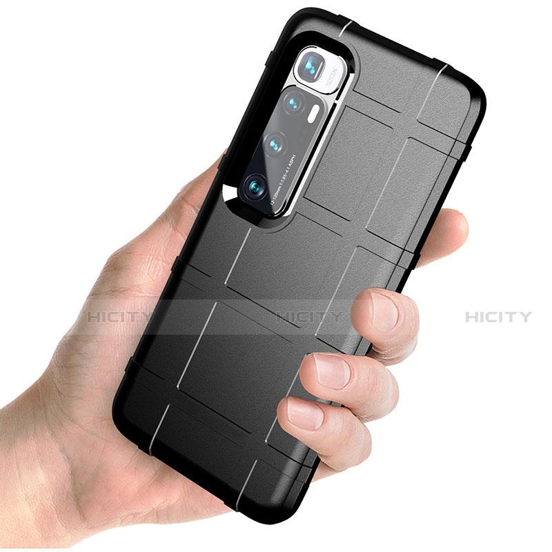 Custodia Silicone Ultra Sottile Morbida 360 Gradi Cover S05 per Xiaomi Mi 10 Ultra