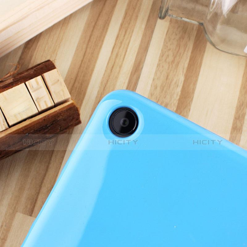 Custodia Silicone Ultra Sottile Morbida Cover S01 per Xiaomi Mi Pad