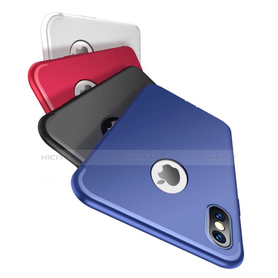 Custodia Silicone Ultra Sottile Morbida Cover V01 per Apple iPhone