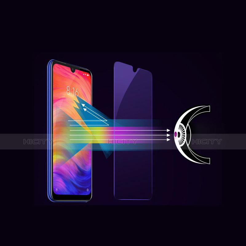 Pellicola in Vetro Temperato Protettiva Anti Blu-Ray Proteggi Schermo Film B01 per Xiaomi Redmi Note 7 Chiaro
