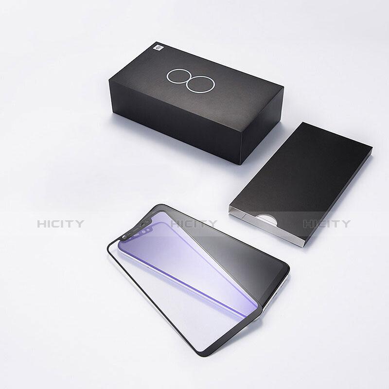Pellicola in Vetro Temperato Protettiva Anti Blu-Ray Proteggi Schermo Film per Xiaomi Mi 8 Pro Global Version Chiaro