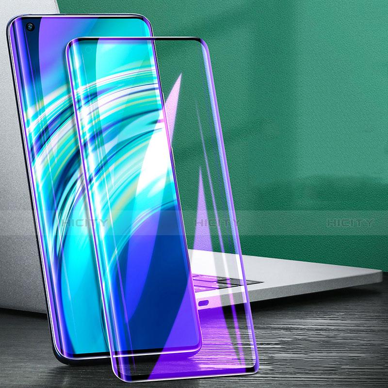 Pellicola in Vetro Temperato Protettiva Integrale Anti Blu-Ray Proteggi Schermo Film per Xiaomi Mi 10 Ultra Nero