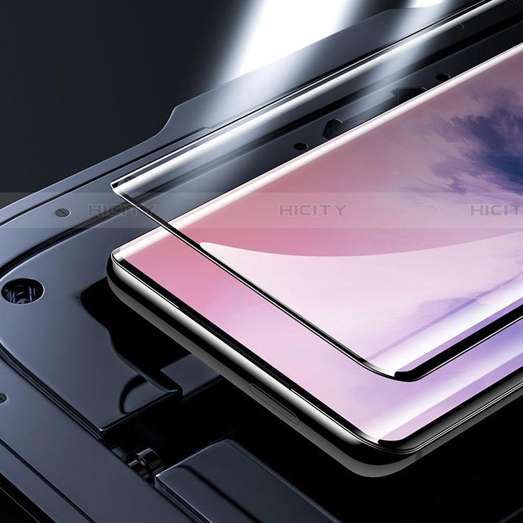 Pellicola in Vetro Temperato Protettiva Integrale Proteggi Schermo Film F02 per OnePlus 7 Pro Nero