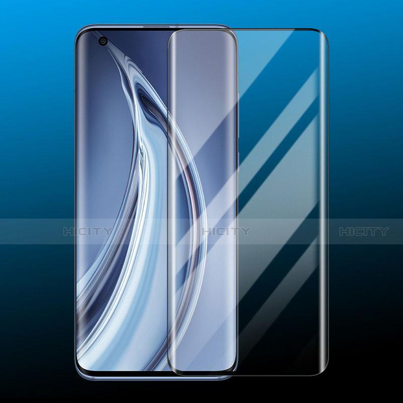 Pellicola in Vetro Temperato Protettiva Integrale Proteggi Schermo Film F02 per Xiaomi Mi 10 Ultra Nero
