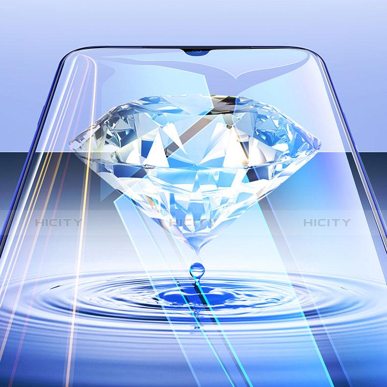 Pellicola in Vetro Temperato Protettiva Integrale Proteggi Schermo Film F03 per Xiaomi Mi 9 Nero