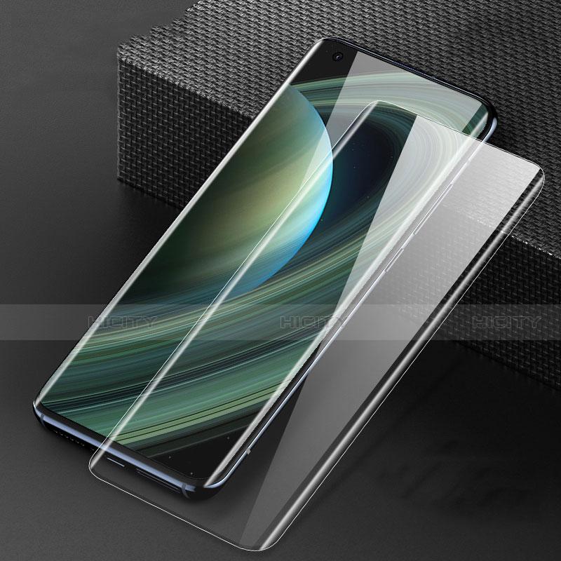 Pellicola in Vetro Temperato Protettiva Integrale Proteggi Schermo Film F04 per Xiaomi Mi 10 Ultra Nero