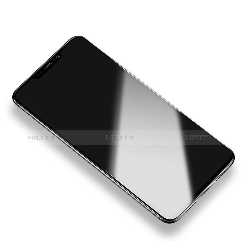 Pellicola in Vetro Temperato Protettiva Integrale Proteggi Schermo Film F04 per Xiaomi Mi 8 Pro Global Version Nero