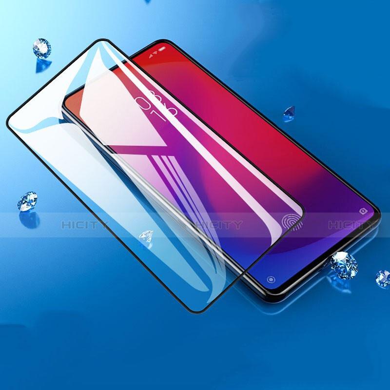 Pellicola in Vetro Temperato Protettiva Integrale Proteggi Schermo Film F04 per Xiaomi Mi 9T Nero