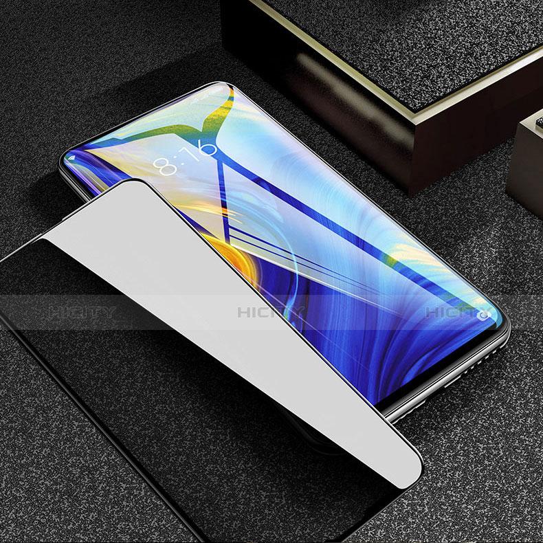 Pellicola in Vetro Temperato Protettiva Integrale Proteggi Schermo Film F04 per Xiaomi Mi Mix 3 Nero