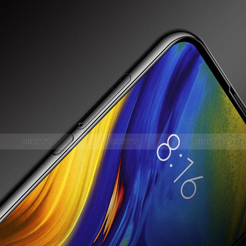 Pellicola in Vetro Temperato Protettiva Integrale Proteggi Schermo Film F05 per Xiaomi Mi Mix 3 Nero
