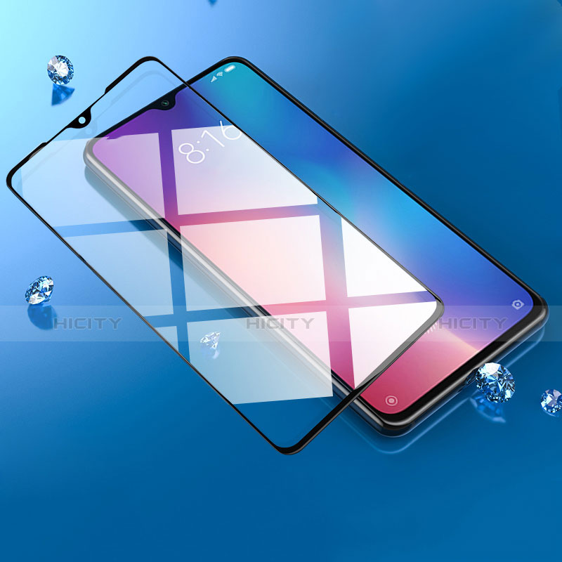 Pellicola in Vetro Temperato Protettiva Integrale Proteggi Schermo Film F06 per Xiaomi Mi 9 SE Nero