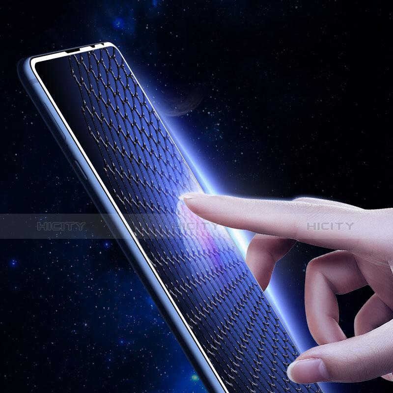 Pellicola in Vetro Temperato Protettiva Integrale Proteggi Schermo Film F06 per Xiaomi Mi Mix 3 Bianco