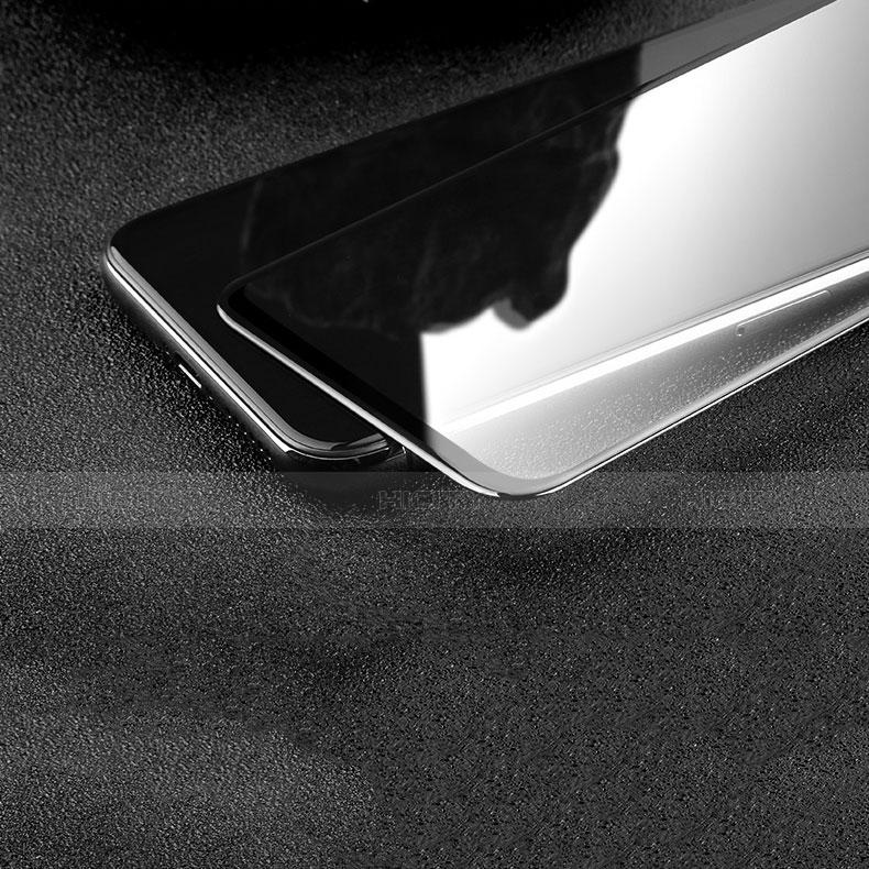 Pellicola in Vetro Temperato Protettiva Integrale Proteggi Schermo Film F07 per Xiaomi Mi Mix 3 Nero