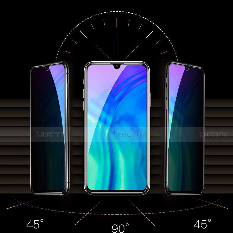 Pellicola in Vetro Temperato Protettiva Privacy Proteggi Schermo Film per Huawei Honor 20 Lite Chiaro