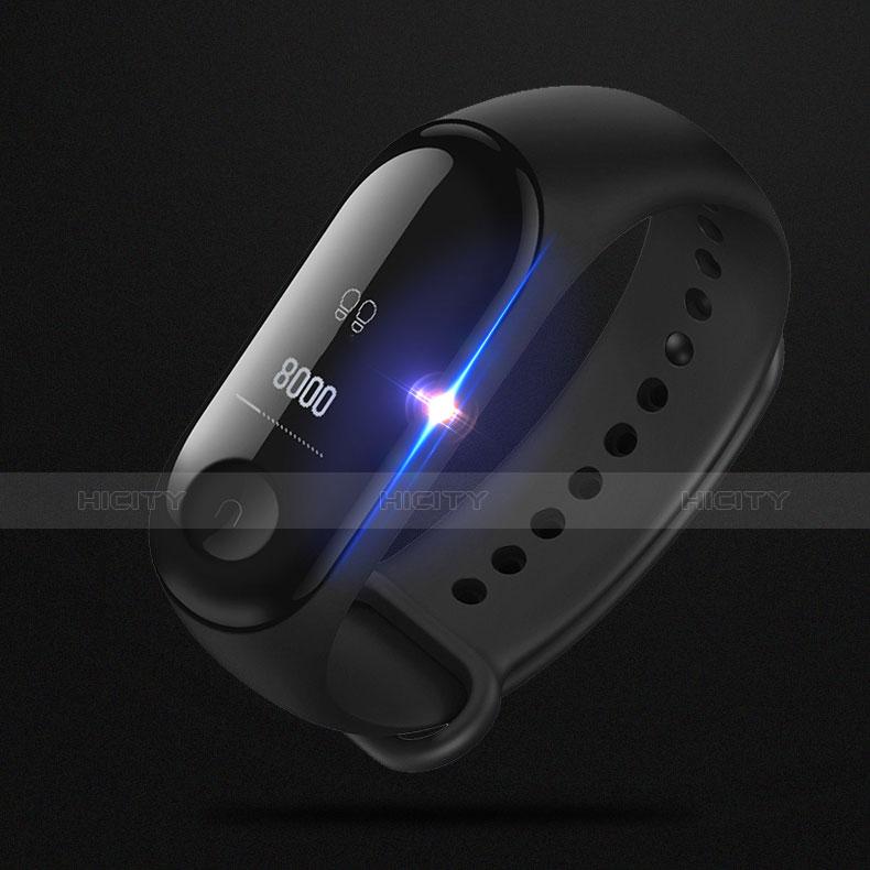 Pellicola in Vetro Temperato Protettiva Proteggi Schermo Film per Xiaomi Mi Band 3 Chiaro