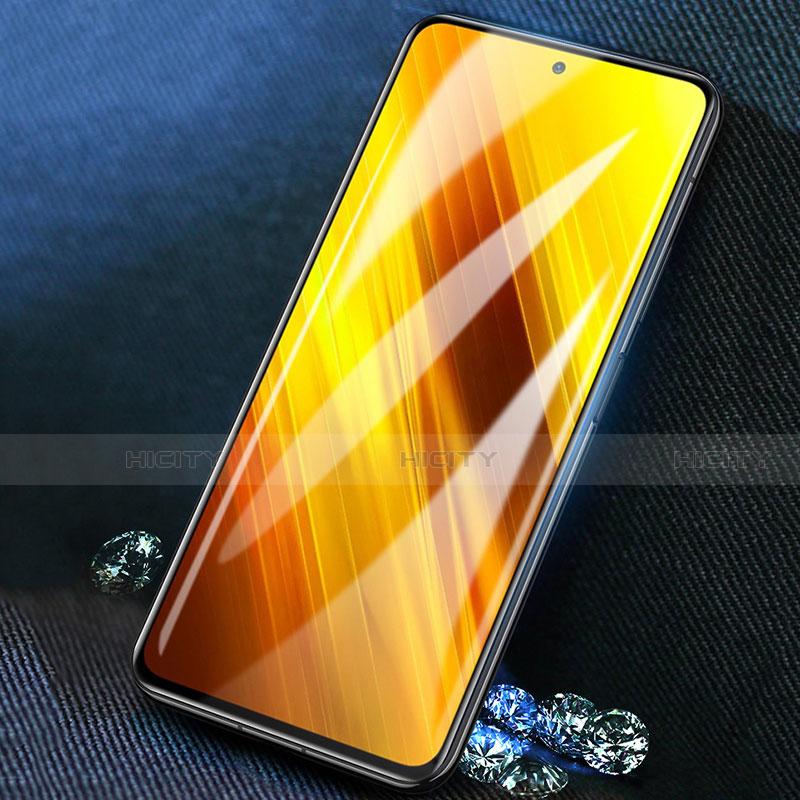 Pellicola in Vetro Temperato Protettiva Proteggi Schermo Film per Xiaomi Poco X3 NFC Chiaro