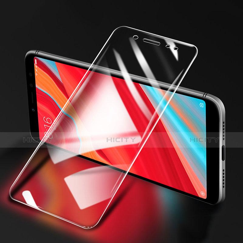 Pellicola in Vetro Temperato Protettiva Proteggi Schermo Film T01 per Xiaomi Redmi Y2 Chiaro