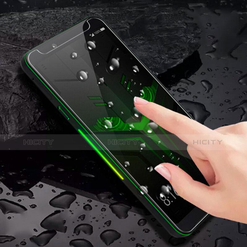Pellicola in Vetro Temperato Protettiva Proteggi Schermo Film T02 per Xiaomi Black Shark Helo Chiaro