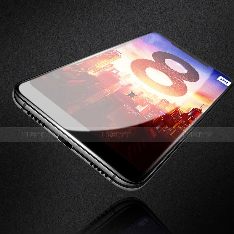 Pellicola in Vetro Temperato Protettiva Proteggi Schermo Film T02 per Xiaomi Mi 8 Pro Global Version Chiaro