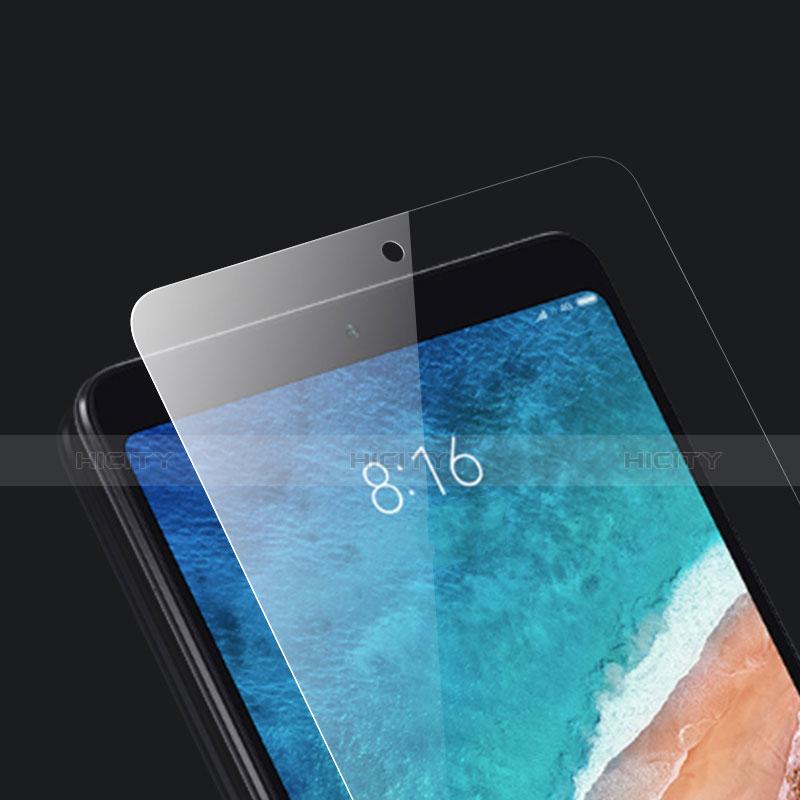 Pellicola in Vetro Temperato Protettiva Proteggi Schermo Film T02 per Xiaomi Mi Pad 4 Chiaro