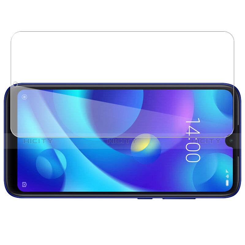 Pellicola in Vetro Temperato Protettiva Proteggi Schermo Film T02 per Xiaomi Mi Play 4G Chiaro