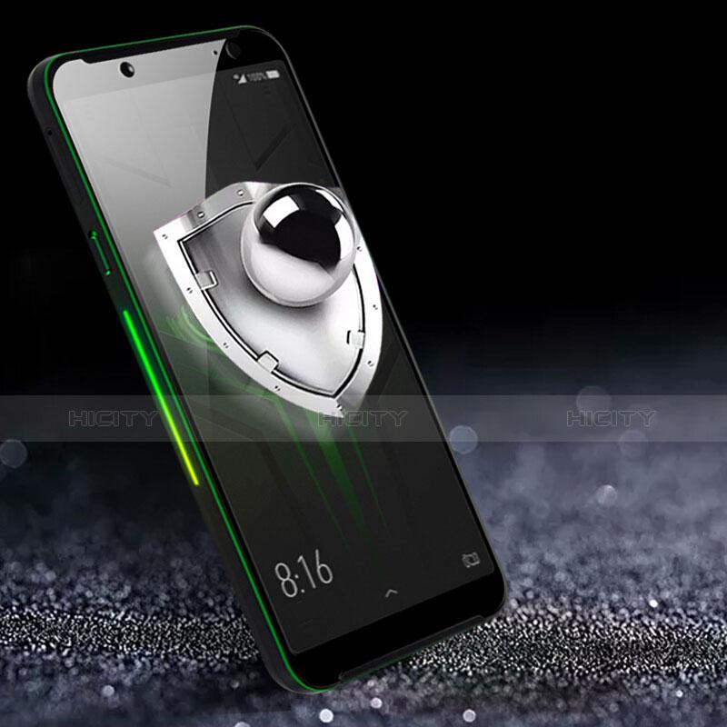 Pellicola in Vetro Temperato Protettiva Proteggi Schermo Film T03 per Xiaomi Black Shark Helo Chiaro