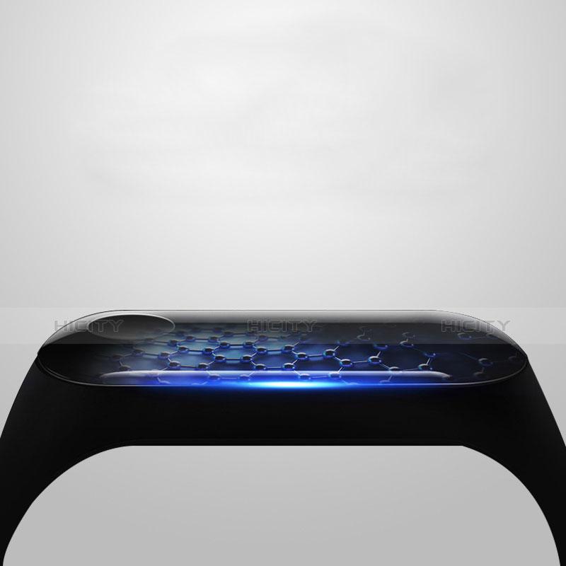 Pellicola in Vetro Temperato Protettiva Proteggi Schermo Film T03 per Xiaomi Mi Band 3 Chiaro