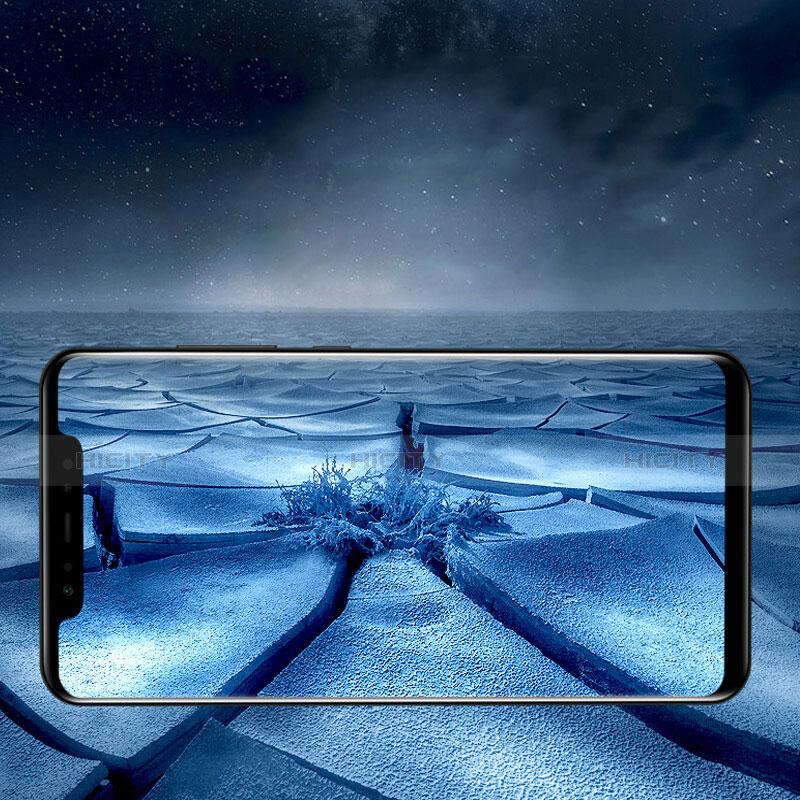 Pellicola in Vetro Temperato Protettiva Proteggi Schermo Film T04 per Xiaomi Mi 8 Pro Global Version Chiaro