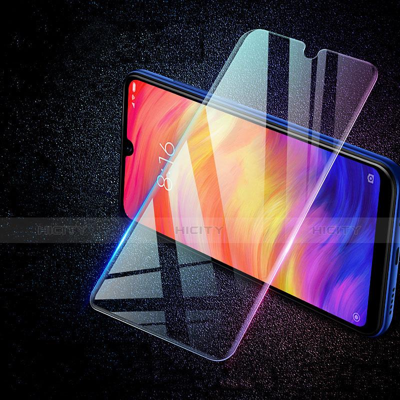 Pellicola in Vetro Temperato Protettiva Proteggi Schermo Film T04 per Xiaomi Redmi Note 7 Chiaro