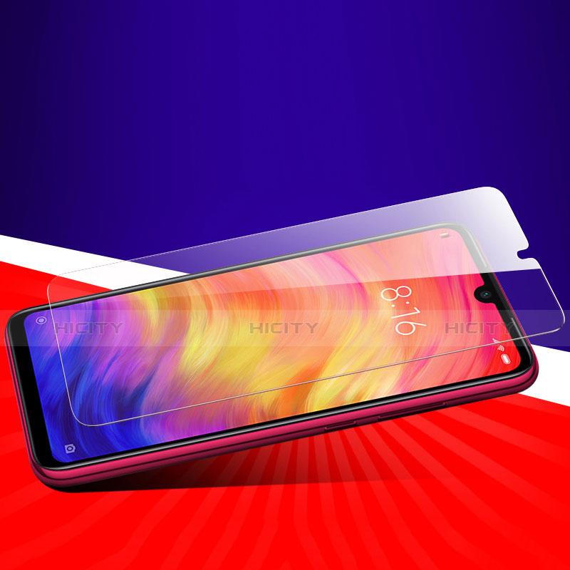 Pellicola in Vetro Temperato Protettiva Proteggi Schermo Film T06 per Xiaomi Redmi Note 7 Chiaro