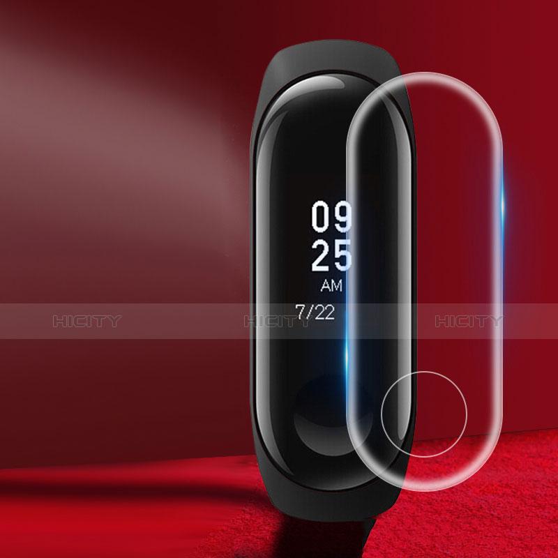 Pellicola in Vetro Temperato Protettiva Proteggi Schermo Film T08 per Xiaomi Mi Band 3 Chiaro