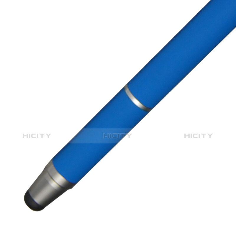 Penna Pennino Pen Touch Screen Capacitivo Universale P16 Blu