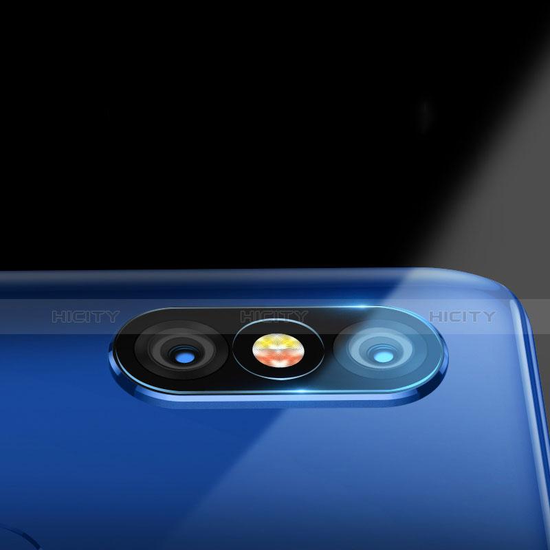 Protettiva della Fotocamera Vetro Temperato C01 per Xiaomi Mi Mix 3 Chiaro