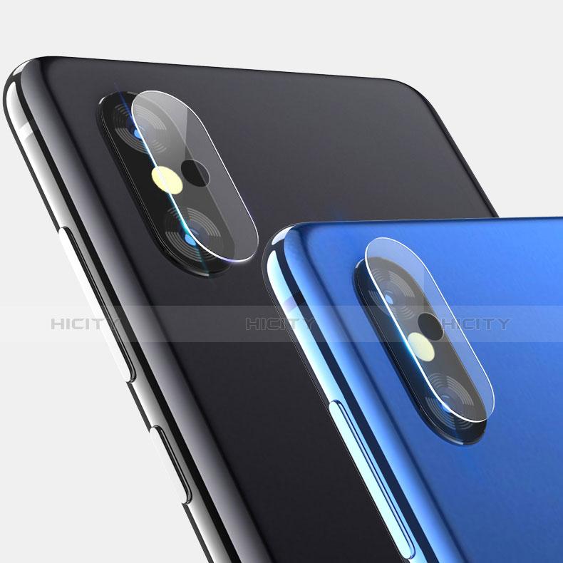Protettiva della Fotocamera Vetro Temperato C02 per Xiaomi Mi Mix 3 Chiaro