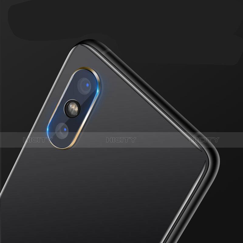 Protettiva della Fotocamera Vetro Temperato C03 per Xiaomi Mi Mix 3 Chiaro