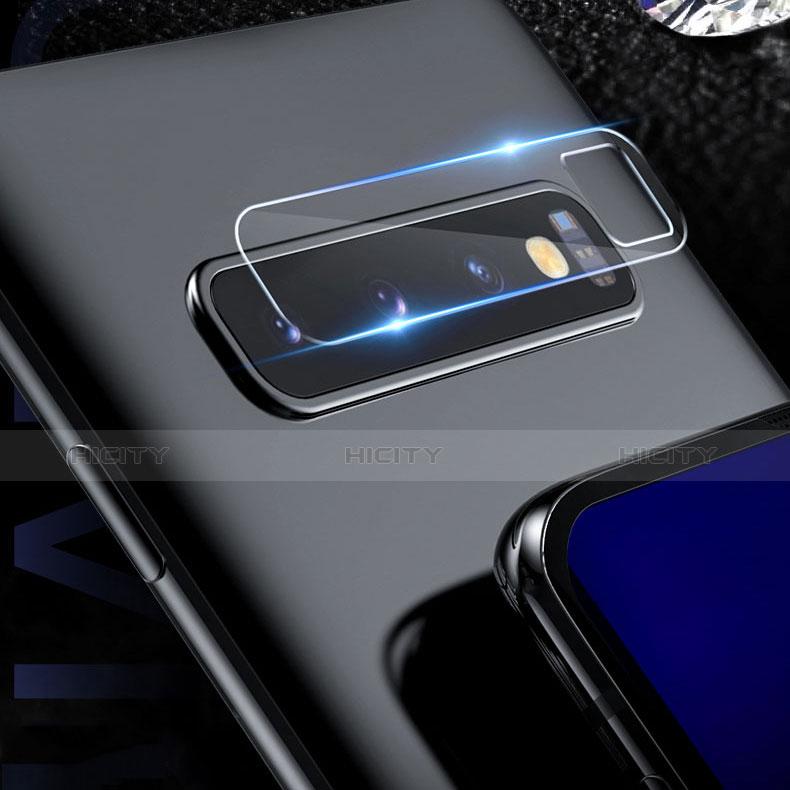 Protettiva della Fotocamera Vetro Temperato per Samsung Galaxy S10 Chiaro