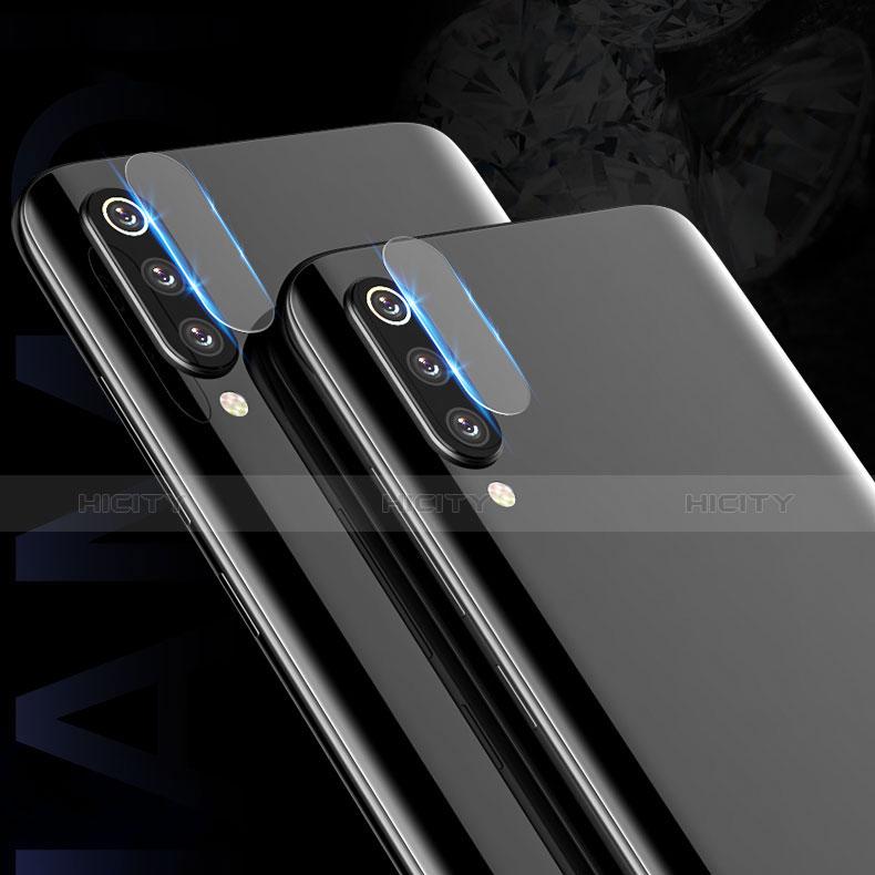 Protettiva della Fotocamera Vetro Temperato per Xiaomi Mi 9 SE Chiaro