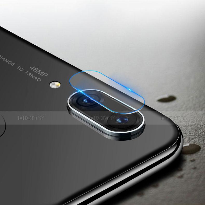 Protettiva della Fotocamera Vetro Temperato per Xiaomi Redmi Note 7 Chiaro