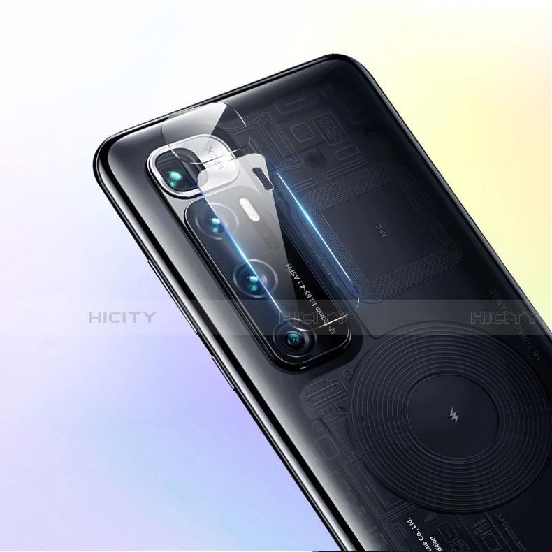 Protettiva della Fotocamera Vetro Temperato Proteggi Schermo C01 per Xiaomi Mi 10 Ultra Chiaro