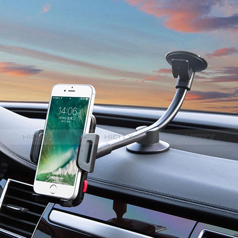 Supporto Cellulare Con Ventosa Da Auto Universale M09 Nero
