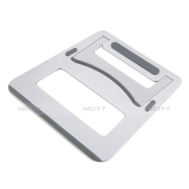 Supporto Computer Sostegnotile Notebook Universale per Apple MacBook 12 pollici Argento