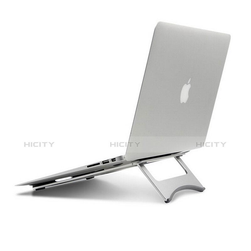 Supporto Computer Sostegnotile Notebook Universale per Apple MacBook Pro 13 pollici Argento
