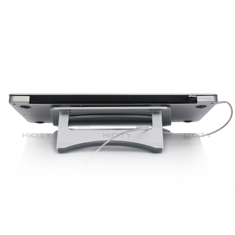 Supporto Computer Sostegnotile Notebook Universale per Apple MacBook Pro 13 pollici Retina Argento