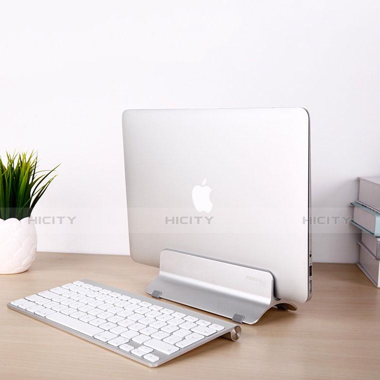Supporto Computer Sostegnotile Notebook Universale S01 per Apple MacBook Pro 15 pollici Argento